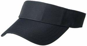 adidas Tour Visor Crestable Bonnet pour Homme, Homme, Chapeau, TXM1203S20CR, Noir, Taille Unique