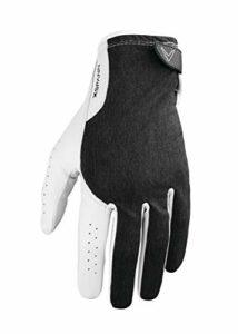 Callaway Gant de golf X-Spann pour homme en cuir Cabretta de qualité supérieure, porté sur la main gauche, taille M/L