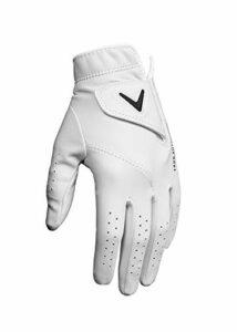 Callaway Golf 2019 Gants de Golf pour Femme, 5319593, Blanc, s