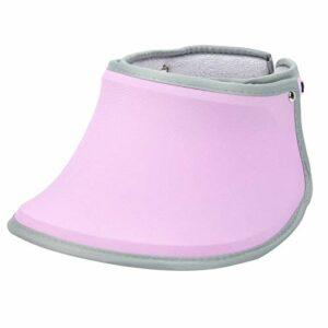 Chapeau de Golf réglable, Chapeau de Soleil de Golf à la Mode réglable à Rotation à 360 °, pour Jouer au Golf activités de Plein air Femmes Filles(Light Purple)