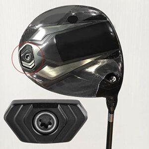 DAUERHAFT Golf Weight Golf Accessory Antirouille, pour TS2 Dirver(5g)