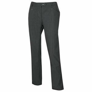 Island Green Iglpnt1761 Pantalon de Golf pour Femme, Femme, Pantalon de Golf pour Femme, IGLPNT1761, Charbon, 44