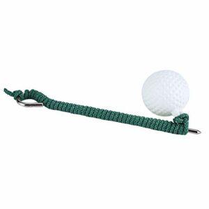 Nicoone Golf Fly Swing Entraînement Corde Balle Extérieur Golf Club Pratique Accessoires