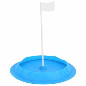 SALUTUYA Durable de Trou de Putter d'entraînement portatif, Outil d'entraînement de Golf