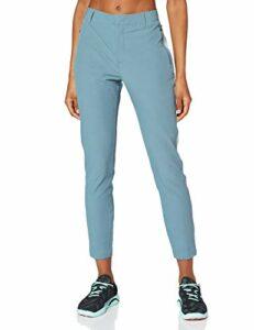 Under Armour Pantalon Links Ankle Femme, Lichen Blue,Enamel Blue,Enamel Blue (424), FR Unique (Taille Fabricant : 4)