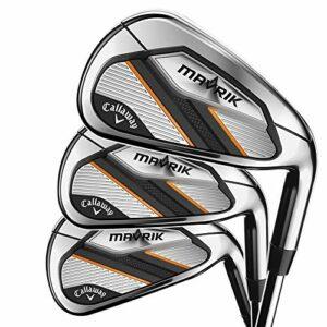 Callaway Golf 2020 Mavrik Set de fer pour droitier, graphite, normal, 6 fers – PW)