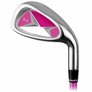 Chipper Golf Golf Practice Club Golf Carbon Iron 7 Fers Hommes Et Femmes Enfants Débutants Pratique Pôle Pour 3-12 Ans Orange Rouge Bleu Main droite ( Couleur : 3-5Age-red , Taille : Carbon rod )
