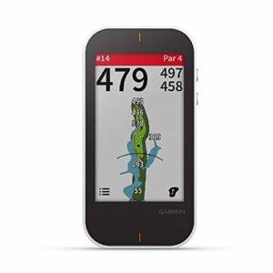 Garmin Approach G80 GPS de golf tout-en-un avec écran tactile de 3,5″
