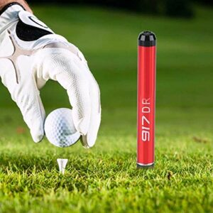 Pwshymi Vis à tête de Club en Alliage Durable pour Accessoire de Golfeur pour Cours pour Joueurs(12G)