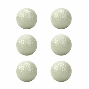 SM SunniMix Club de Golf Lumineux de Nuit de 6 Pièces