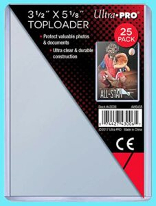 Ultra Pro Unisexe – Adulte 43006, Transparent, L