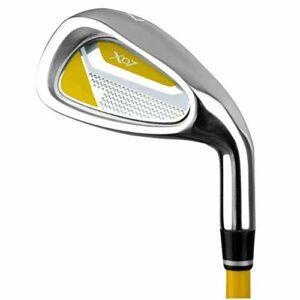 BGROESTWB Ensembles Golf Club Rod 7 Enfants Golf Putter Clubs de Golf Enfants Pratique d'exercice Polonais avec Une Bonne Prise en Caoutchouc for 3-5 Ans, 6-8 Ans, 9-12 Ans Accessoires de Golf