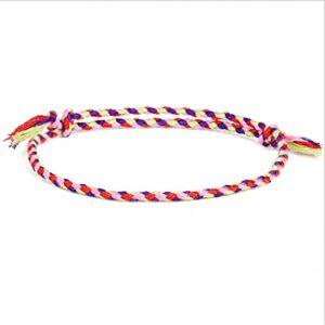 Bracelets pour Hommes Et Femmes,Bracelet Tissé À La Main De Mode, Cadeau De Vacances Mère Fille Épouse Soeur Anniversaire Saint Valentin Fête des Mères