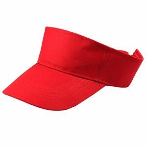 Butterme femmes hommes unisexes Coton Pliage Chapeau de Soleil Vide Chapeau Haut pour les sports de plein air