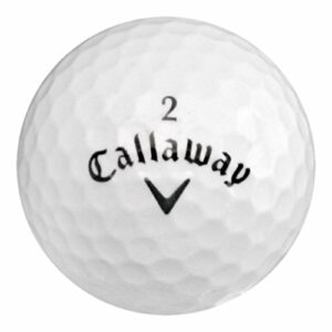 Callaway 100 Assorted Mix AAA+/Good Used Golf Balls