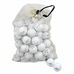 Callaway Assortis B/C Grade état recyclé Balle de Golf (Lot de 72)