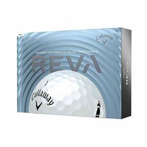 Callaway CG BL Trptrk 21 Reva Balles de Golf 2021 Adulte Unisexe, Taille unique