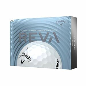 Callaway CG BL Warbird 21 Reva Balles de Golf 2021 Adulte Unisexe, Taille unique