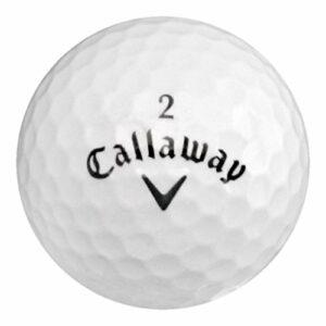 Callaway Lot de 48 balles de Golf recyclées Vert Menthe