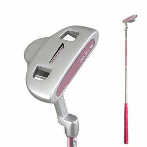 Chipper Clubs de Golf Garçons et filles Clubs de golf pour débutants Pratique du club de golf intérieur et extérieur Produits Putters en alliage pour gants de golf de 3 à 12 ans, gants de golf de 24 '