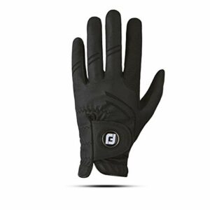 Footjoy GT Xtreme Gant de Golf, Homme, Homme, 64855E, Noir, XL