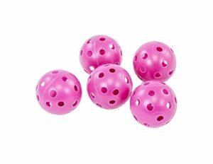 JEF Monde de Cadeaux de Golf et Gallery, INC. Balles de Practise (Rose)