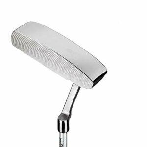 JIAGU Sand Wedge & Lob Wedge Golf Golf de Golf Unisexe Fairway Golf Club à Droite réglable à Droite Coups de Flop faciles (Color : Gris, Size : One Size)