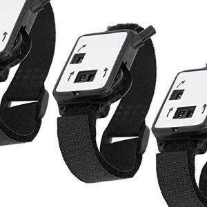 junmo shop Compteur de score – Petite montre compacte et durable – 3 pièces – Compteur de score – Pour débutants et amateurs de maison