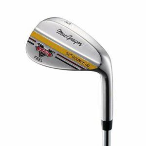 MacGregor Club de Golf V Foil Wedge pour Homme, Chrome