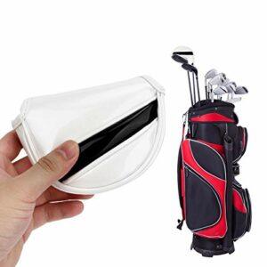 minifinker Accessoire de Couvre-Chef de Golf Semi-Circulaire, pour Cadeau