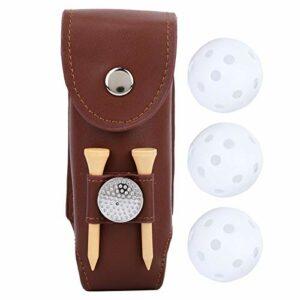 minifinker Mini Ensemble d'accessoires de Golf de Grande capacité Accessoire de Golf pour l'entraînement de Sport en Plein air pour Cadeau pour Les Joueurs de Golf