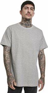 Mister Tee Herren Fuckyou Tee T-Shirt, Grey, S