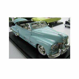 Modèle de voiture de marque 1/32 en métal moulé sous pression – Véhicule de simulation en alliage – Modèle de voiture classique – Cadeau – Ornement souvenir pour adulte