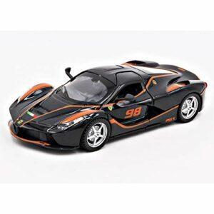 Modèle de voiture de marque 1:32 pour Ferrari Ferrari Ferrari FXX K – Voiture de sport en alliage moulé sous pression et jouets – Pour enfants (couleur : 5)