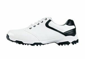 PGM Chaussures de Golf Imperméables Anti-dérapantes avec des Crampons pour Les Hommes