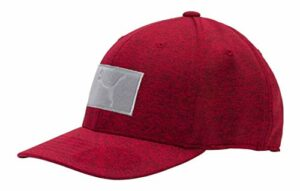 Puma Golf 2019 Men's Utility Patch Snapback Hat (One Size)