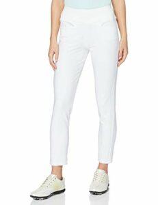 PUMA Pwrshape Pant Pantalon de Jogging Femme, Bright White, L
