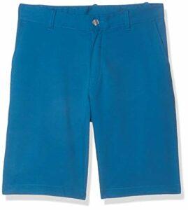 PUMA Short de Golf Stretch pour garçon 2020, Fille, Short, 598675, Digi-Blue, XL