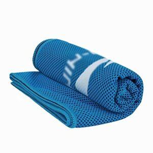 Serviette rafraîchissante Life pour un soulagement instantané, serviette de sport de voyage, glacée lorsqu'elle est mouillée, douce reste au frais pour la gym, le yoga, le camping, le golf, le footba