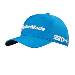 TaylorMade Tour Radar Casquette de Golf pour Homme, Homme, Casquette de Golf, Bleu Marine, Taille Unique