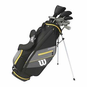 WILSON Ultra XD Set de Golf pour Homme avec Sac de Golf et Sac de Golf Complet en Fer Taille Unique Droitier/Longueur Standard