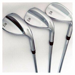 YDL Nouveaux Clubs De Golf Miura Tour Golf Croîchements Unisex Forgé Clubs Steel Arbre en Acier 52 Ou 56 60 Degrés Livraison Gratuite (Color : 48 Degree)