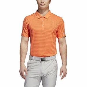 adidas Golf Men's Climachill Tonal Stripe Polo