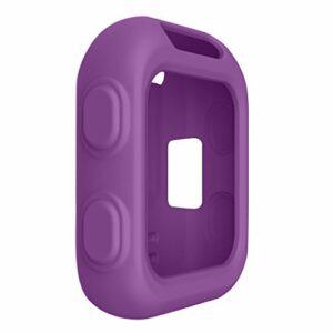 B Blesiya Couverture Mince en Silicone pour de Golf Portable Approach G30, étanche à La Poussière et à l'eau, 7 Couleurs Au Choix – Violet