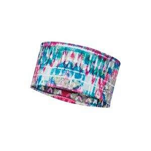 Buff Coolnet UV+ Headband Bandeau Femme, Rose, Taille Unique, 122627.555.10.00