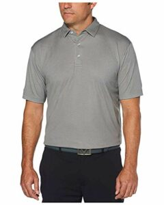 Callaway Diamond Jacquard Short Sleeve Golf Polo Shirt Polo