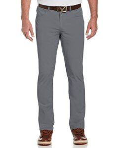 Callaway Everplay 5-Pocket Golf Pant Pantalon, Gris foncé, 30 W/30 L Homme