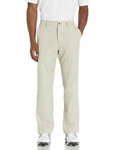 Callaway Golf Pant Pantalon Stretch Pro Spin avec Ceinture Active, Plaza Taupe, 38W / 32L Homme