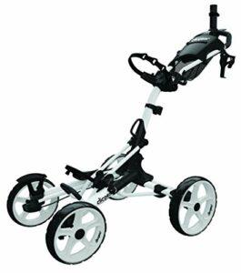 Clicgear Chariot de Golf Mixte 8 + Argent Taille Unique