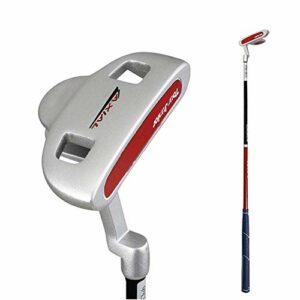 Clubs de Golf Clubs de Golf pour garçons et Filles Club de Pratique pour débutants Produits de Golf intérieur et extérieur Putters en Alliage pour Enfants de 3 à 12 Ans, 24 », 26 », 28 »